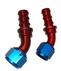 hose fittings 45