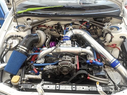 Subaru Dry Sump Pan #1312