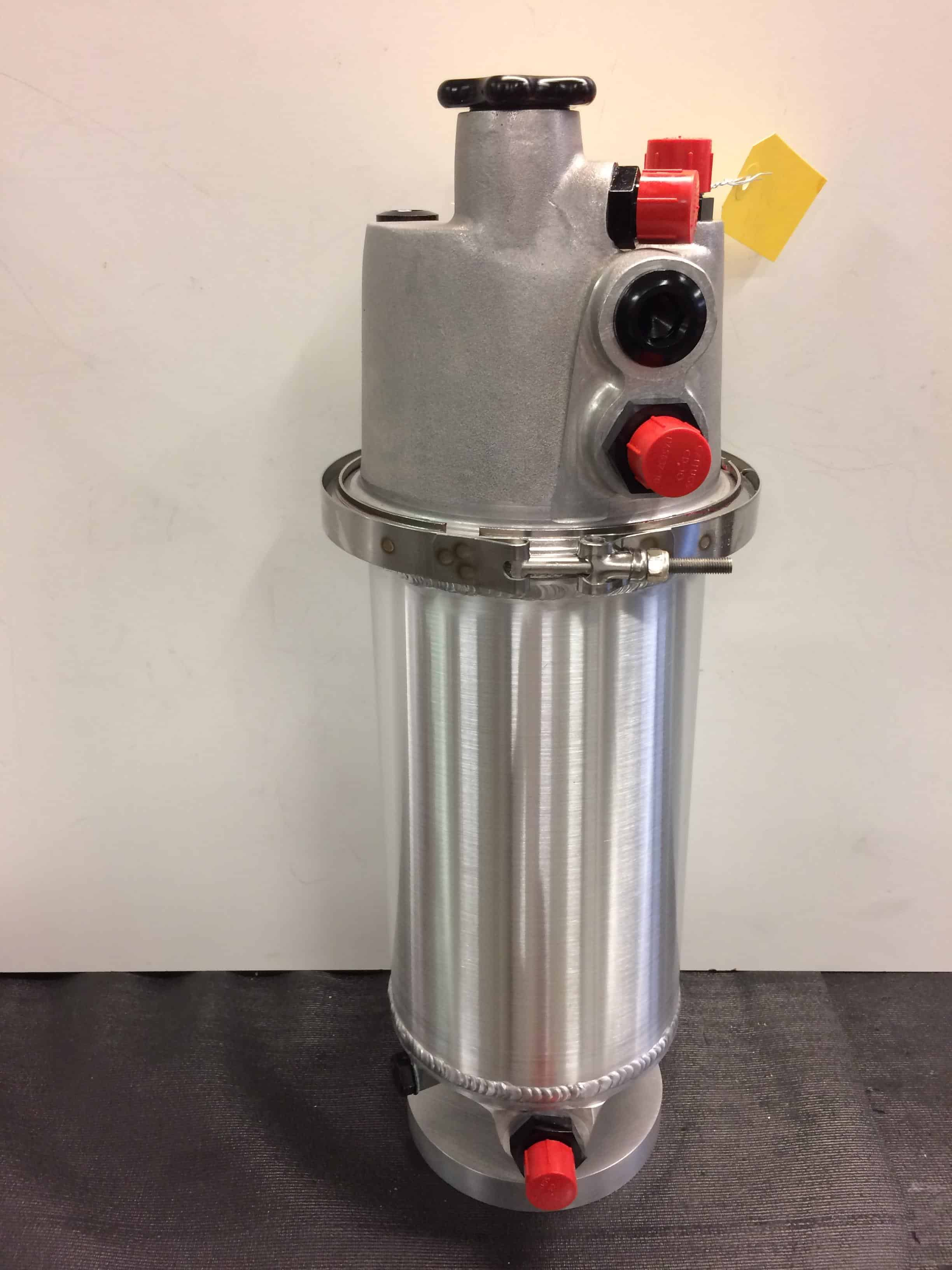 Dry Sump Cast Oil Tank 1 5 Gallons  7015a